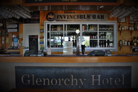 Relax at the Glenorchy Cafe